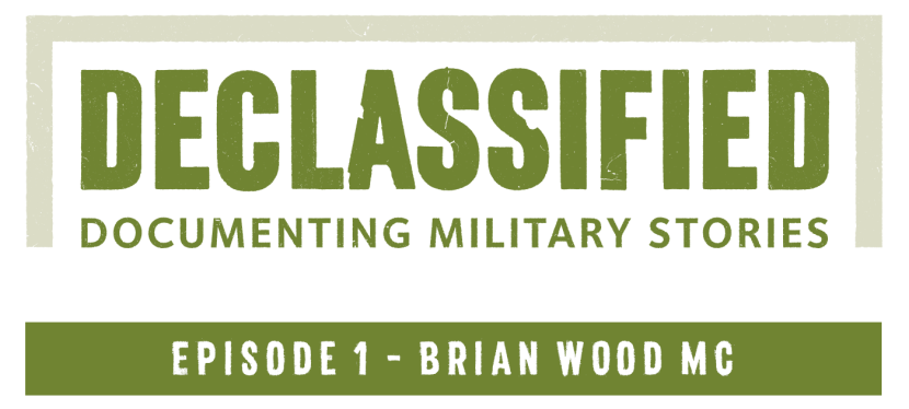 Episode 1 – Brian Wood MC – COMING SOON