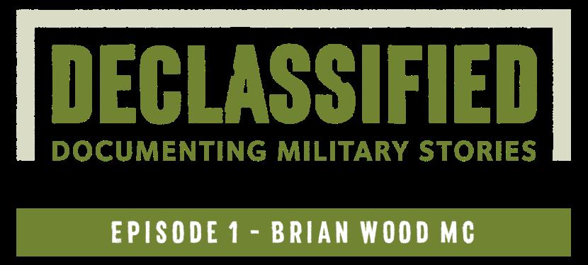 Episode 1 – Brian Wood MC – COMINGSOON