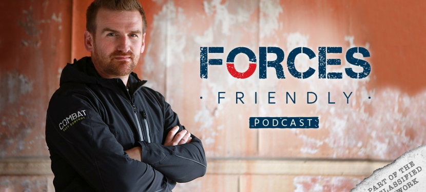 Forces Friendly Podcast